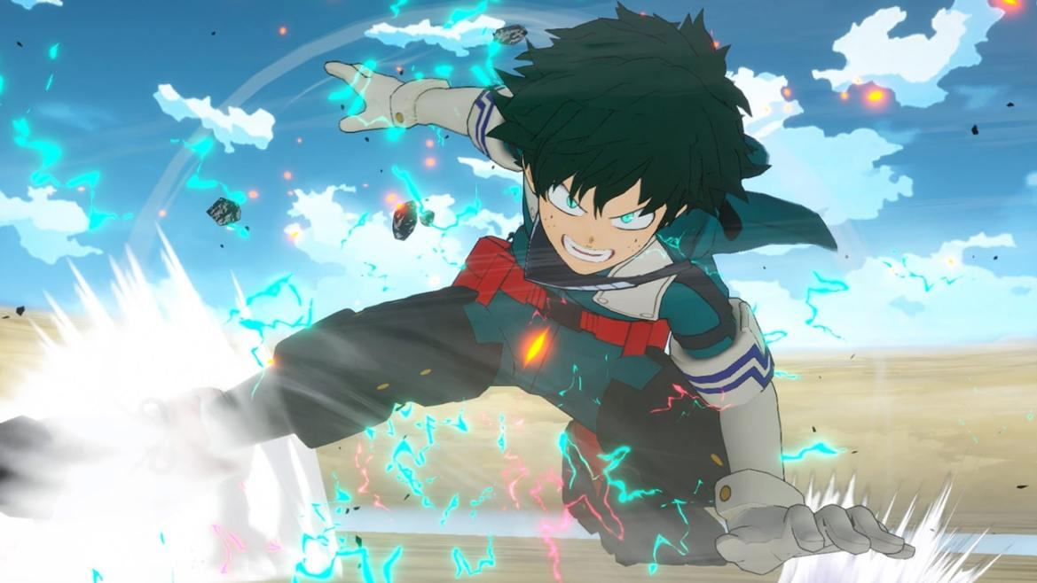 My Hero One's Justice 2 Review Screenshot 1