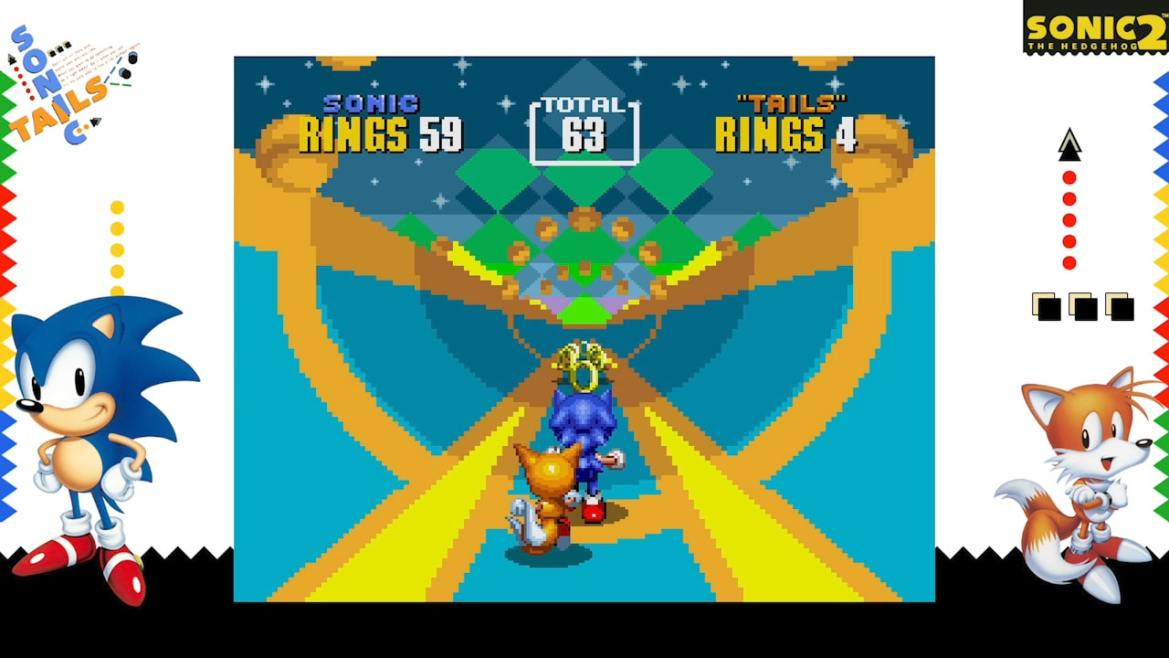 SEGA AGES Sonic The Hedgehog 2 Review Screenshot 3