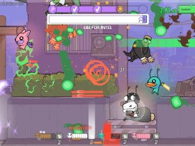 Alien Hominid Invasion Screenshot