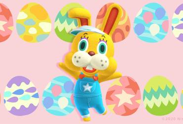 Animal Crossing New Horizons Bunny Day Event Image