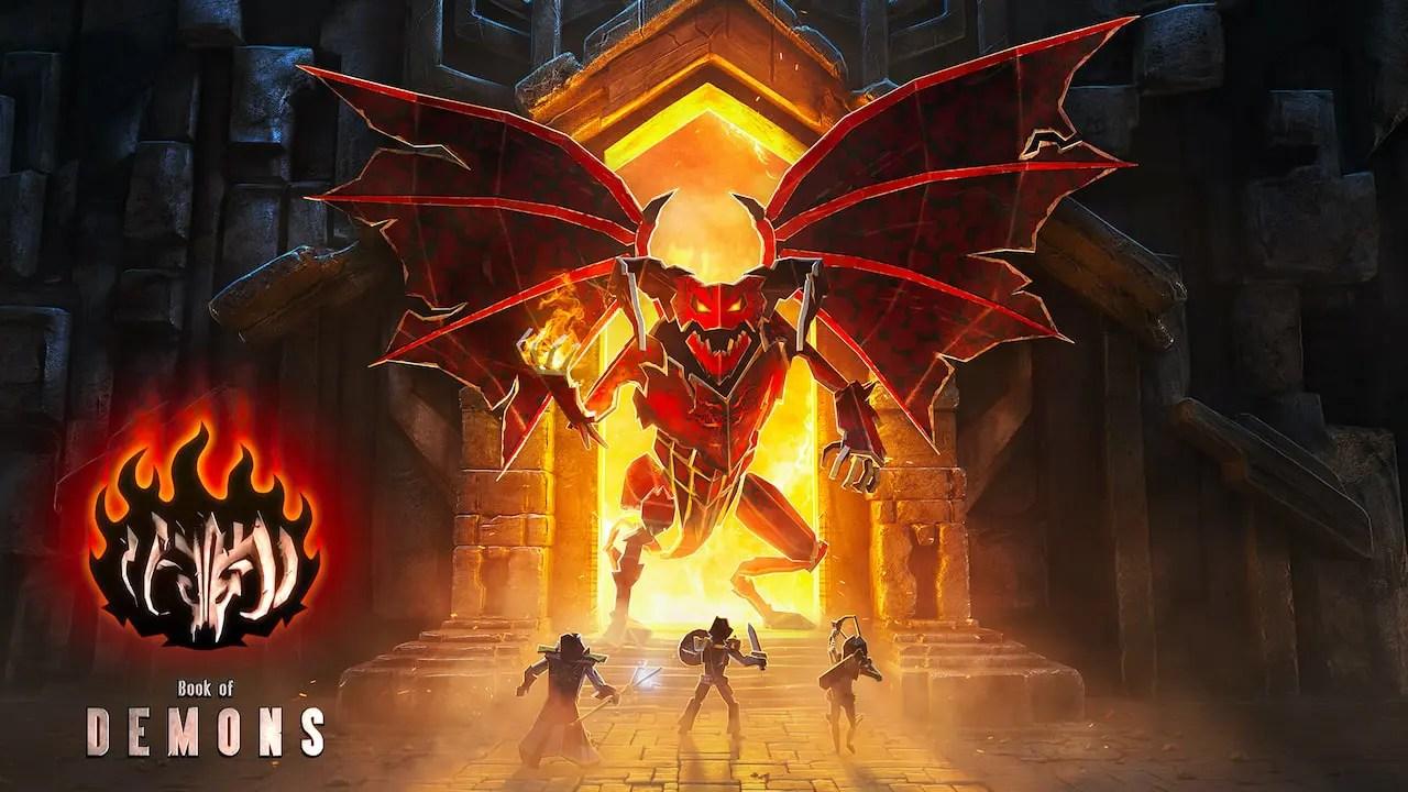 Book Of Demons Logo