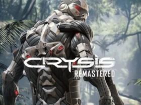 Crysis Remastered Logo