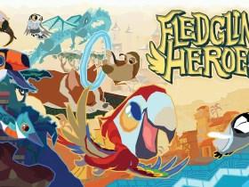 Fledgling Heroes Logo