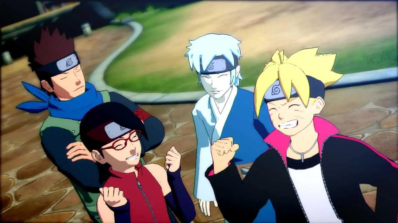 Naruto Shippuden: Ultimate Ninja Storm 4 Road To Boruto Review Screenshot 1