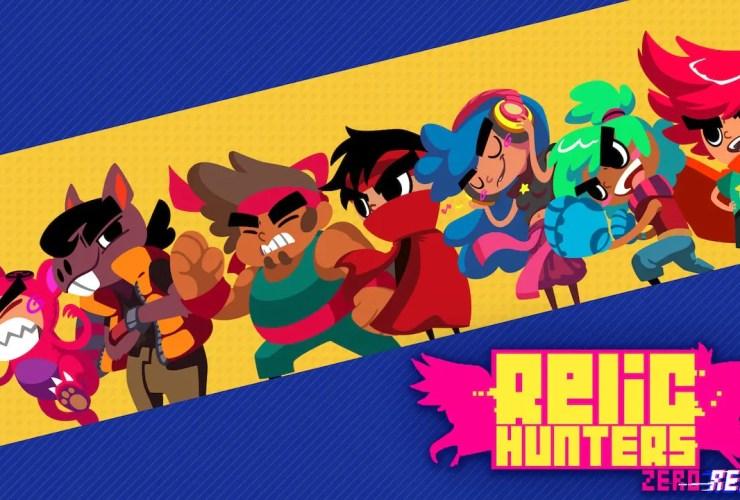 Relic Hunters Zero: Remix Logo