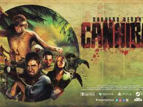 Ruggero Deodato's Cannibal Logo