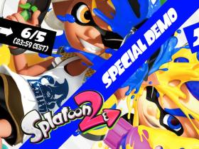 Splatoon 2 Special Demo Image