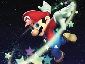 Super Mario Galaxy Wallpaper