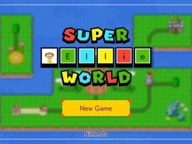 Super Mario Maker 2 April Update Screenshot