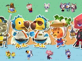 Super Smash Bros. Ultimate Animal Crossing Image