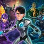DreamWorks Trollhunters Defenders of Arcadia Key Art