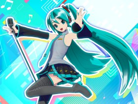 Hatsune Miku: Project DIVA Mega Mix Review Header