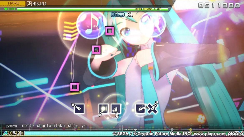 Hatsune Miku: Project Diva Mega Mix Review Screenshot 3