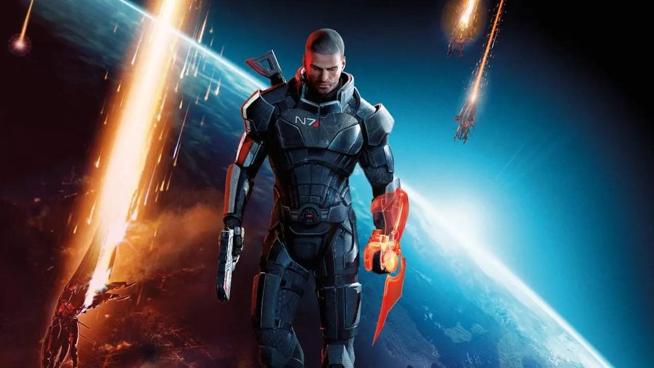 Mass Effect Trilogy Image