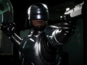Mortal Kombat 11: Aftermath Robocop Screenshot