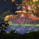 Potata: Fairy Flower Screenshot