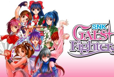 SNK Gals' Fighters Review Header
