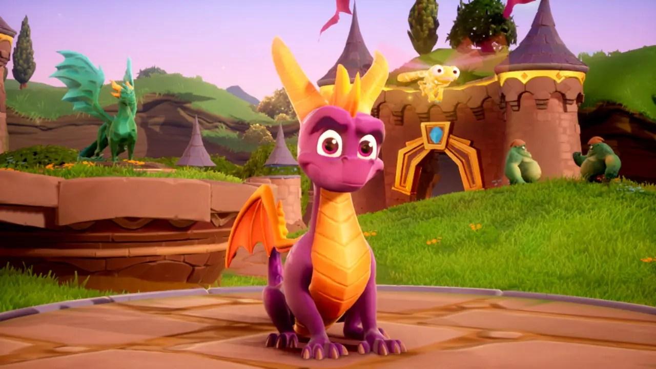 Spyro Reignited Trilogy Review Screenshot 1