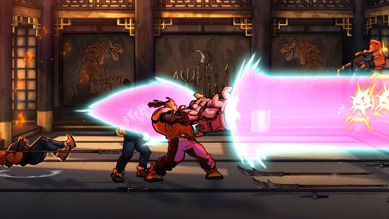 Streets Of Rage 4 Review Screenshot 4
