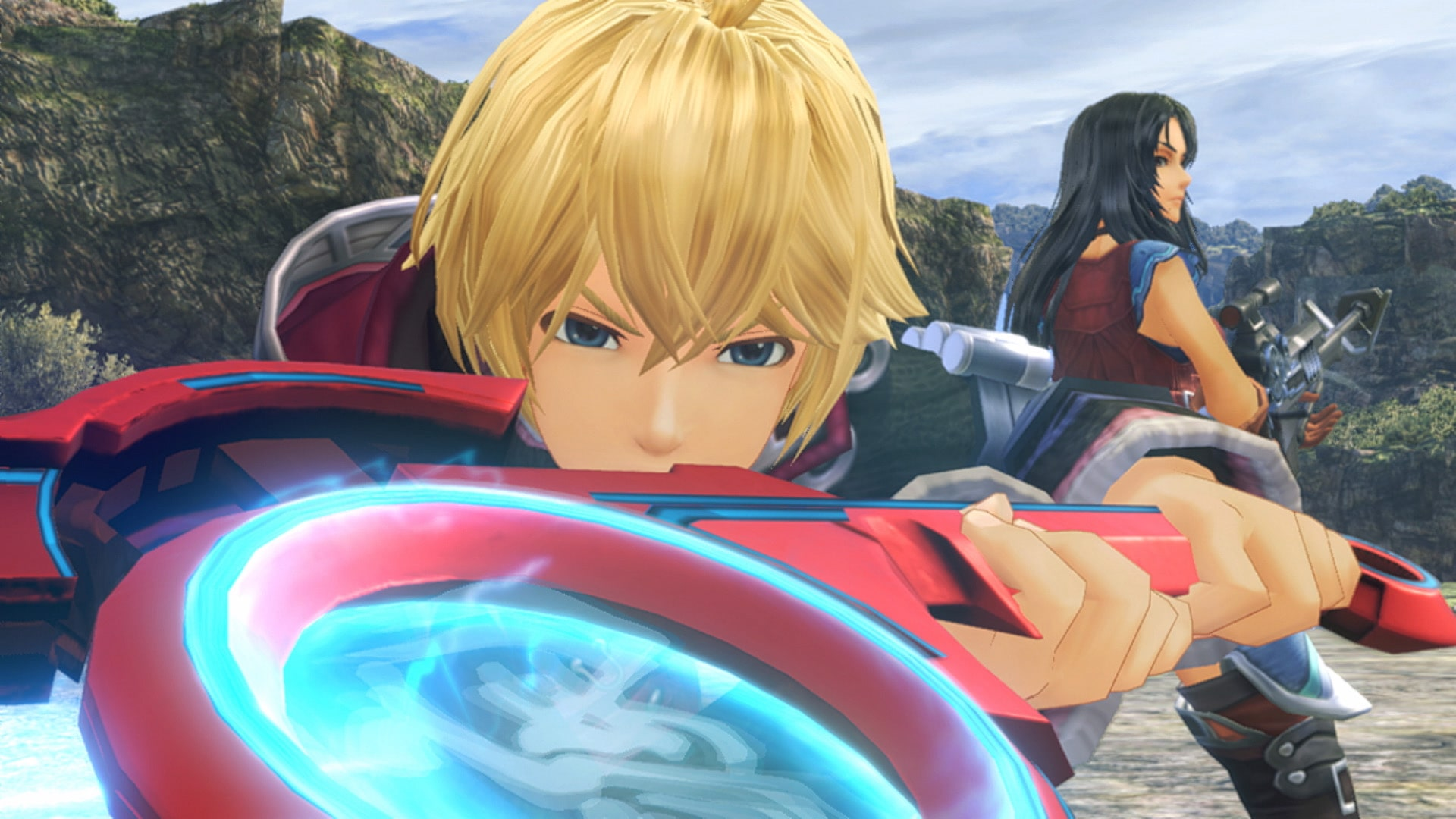 Xenoblade Chronicles: Definitive Edition Review Screenshot 2