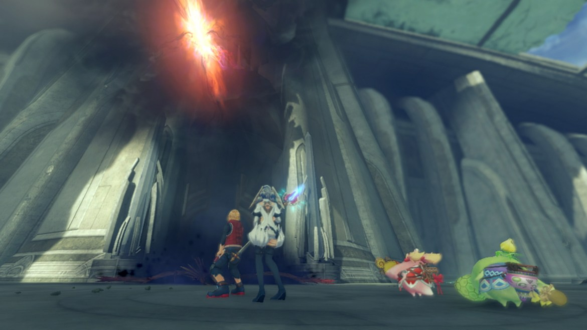 Xenoblade Chronicles: Future Connected Screenshot