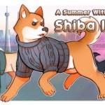 A Summer With The Shiba Inu Logo