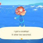 Animal Crossing: New Horizons Summer Update Screenshot