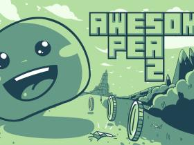 Awesome Pea 2 Logo