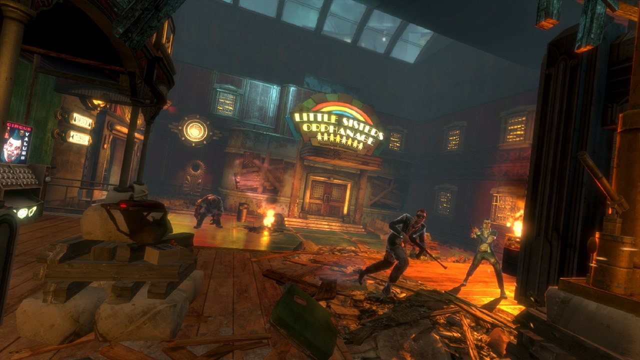 BioShock: The Collection Review Screenshot 2