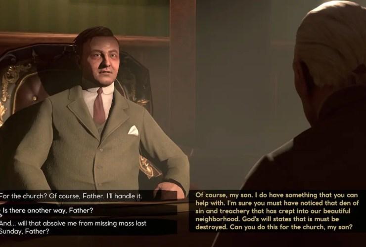 Dean O'Banion Empire Of Sin Screenshot