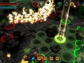 Demon's Rise: War For The Deep Screenshot