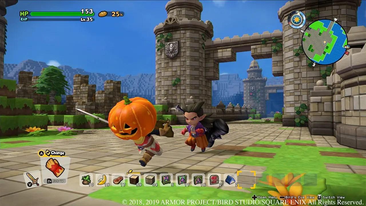 Dragon Quest Builders 2 Review Screenshot 2