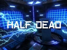 Half Dead Logo