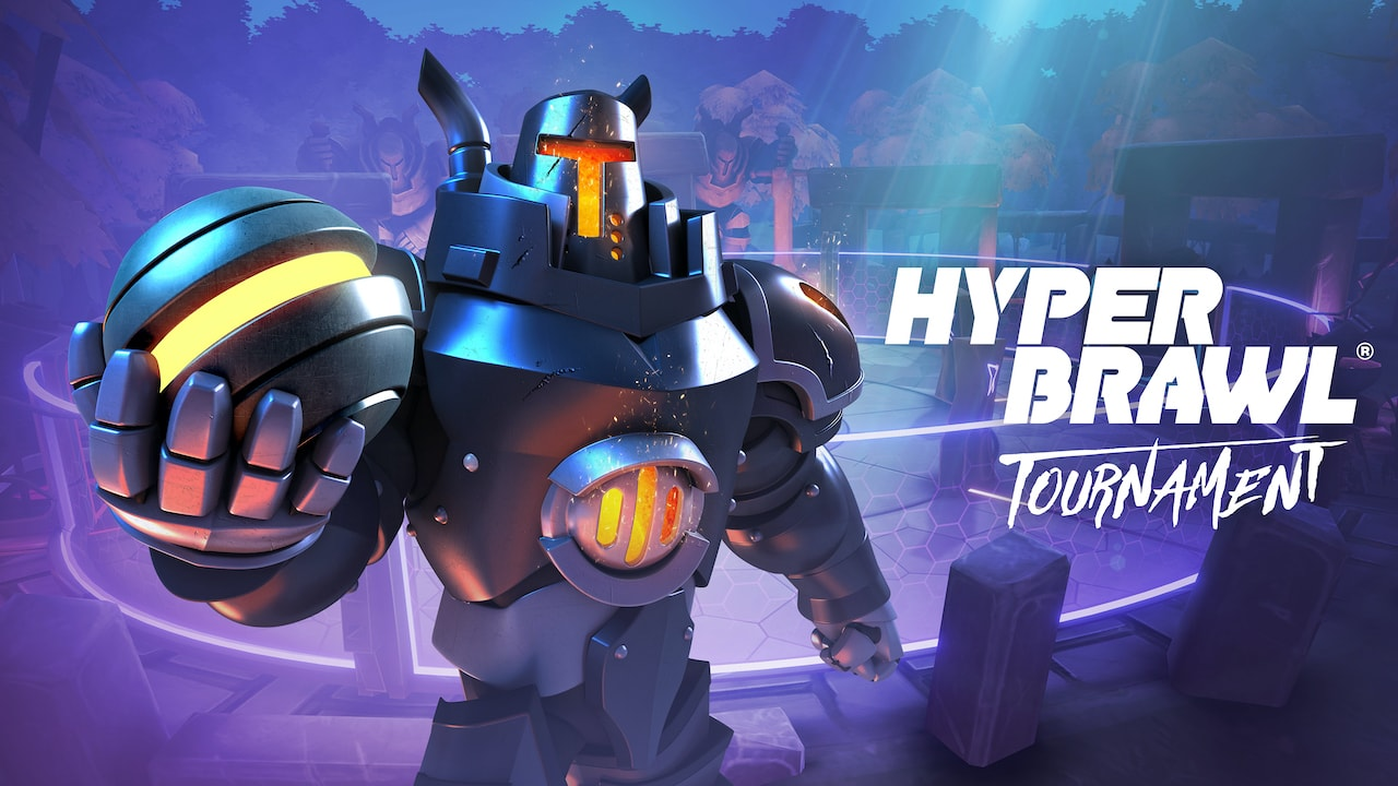 HyperBrawl Tournament Logo