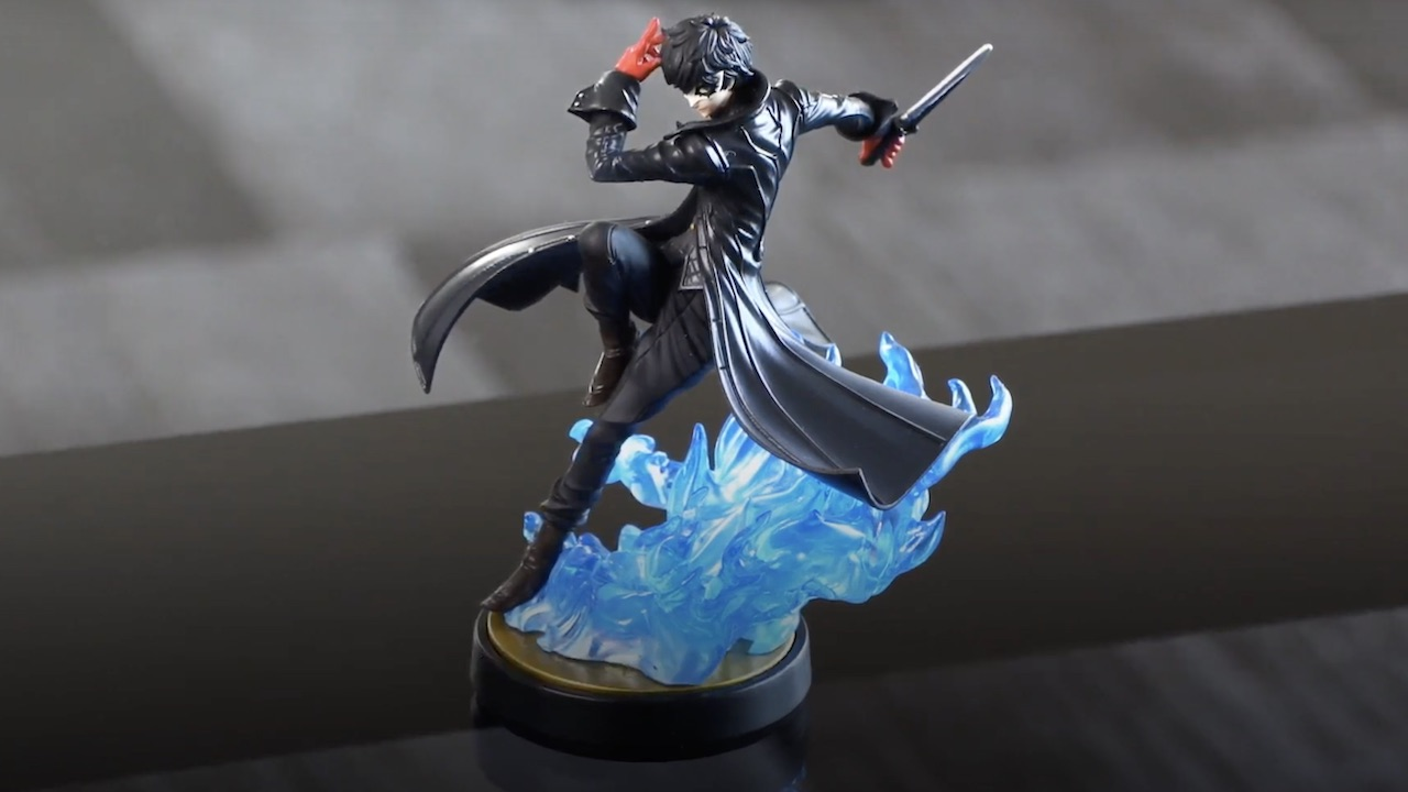 Joker amiibo Photo Banner