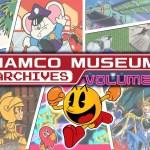 Namco Museum Archives Volume 1 Logo