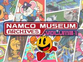 Namco Museum Archives Volume 1 Logo