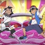 Pokémon Journeys: The Series Screenshot