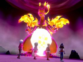Pokémon Sword And Shield Gigantamax Festival Screenshot
