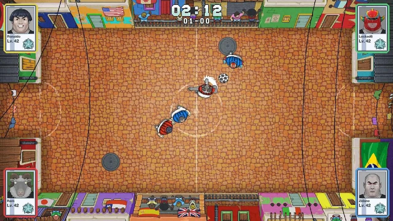 Circle of Football Screenshot
