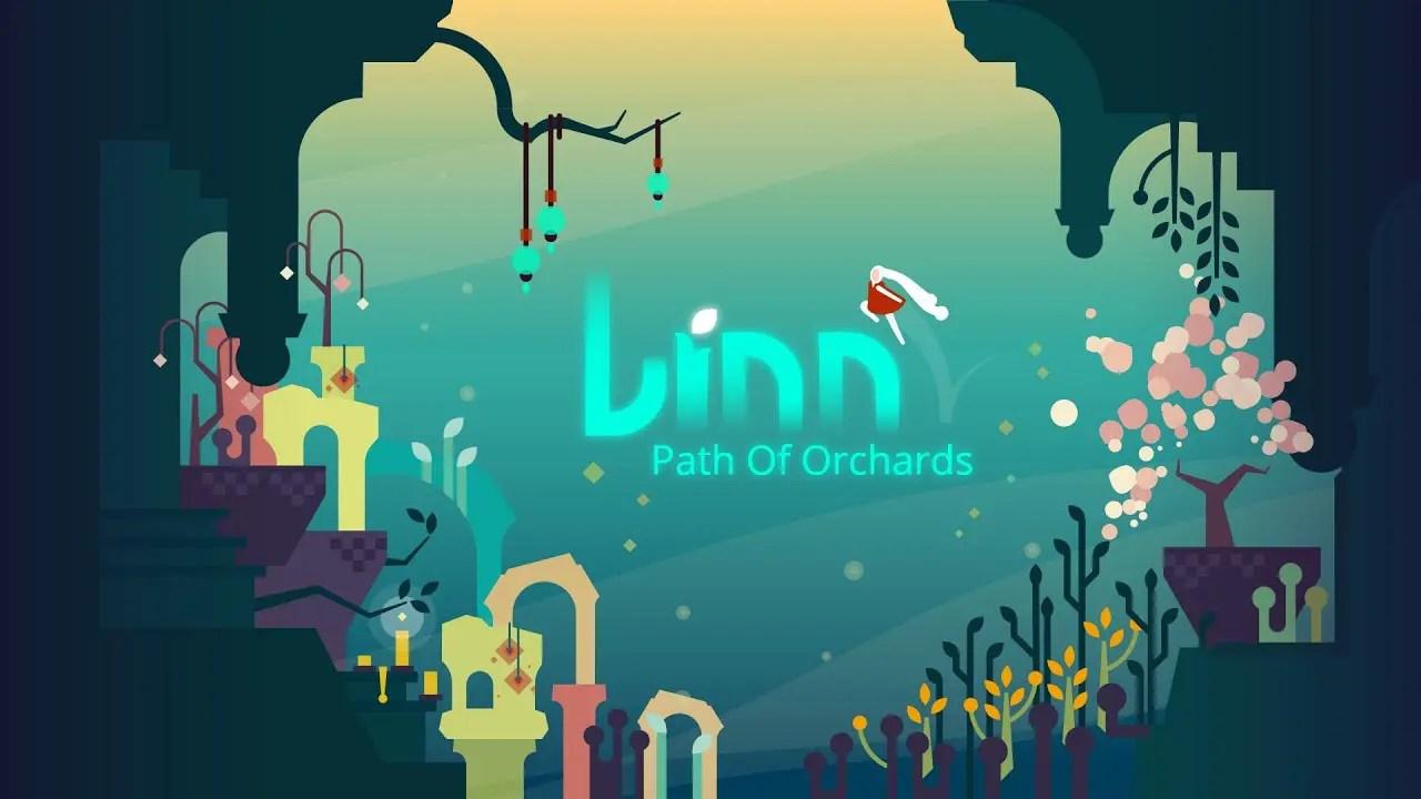 Linn: Path Of Orchards Logo
