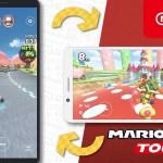 Mario Kart Tour Landscape Mode Image