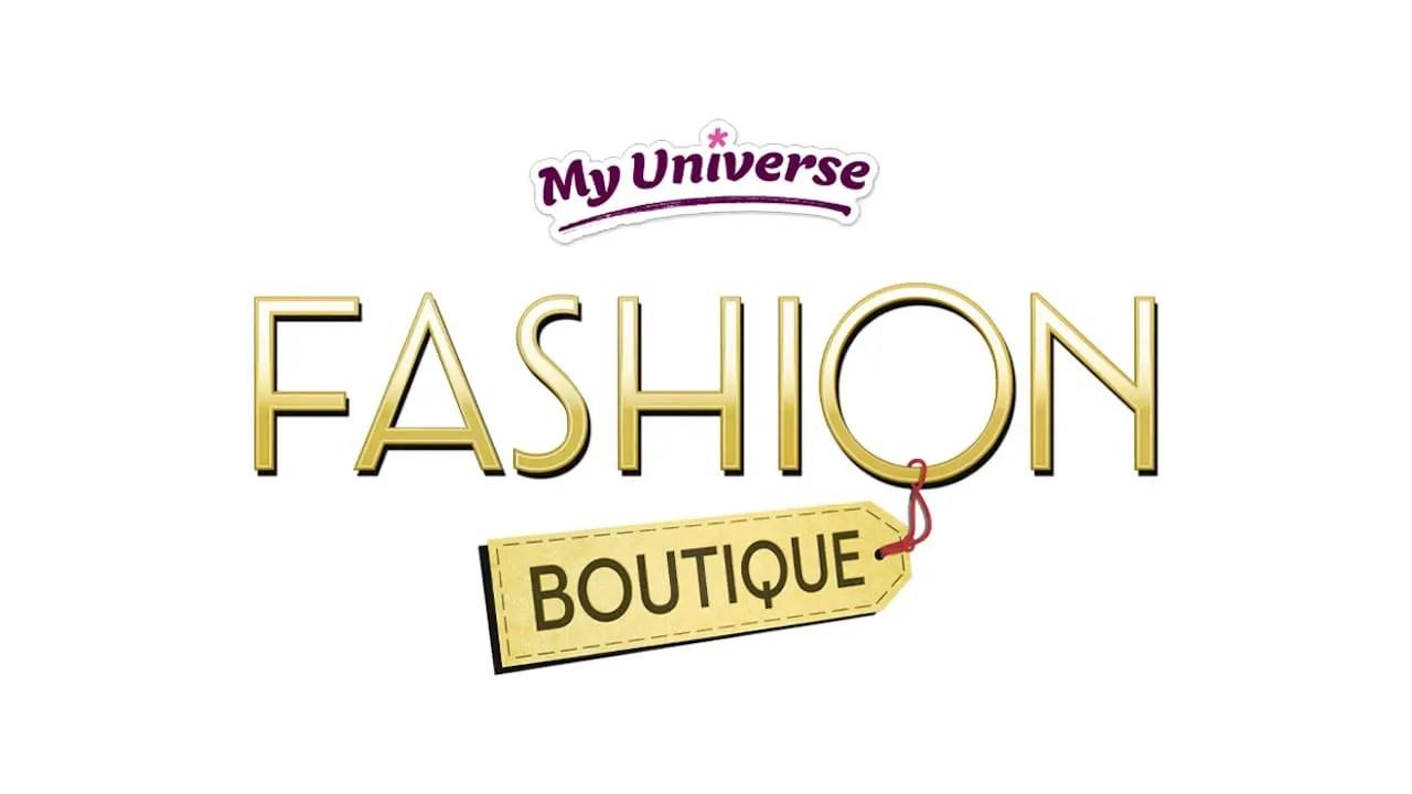 My Universe: Fashion Boutique Logo