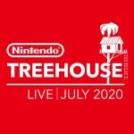 Nintendo Treehouse Live July 2020 Logo