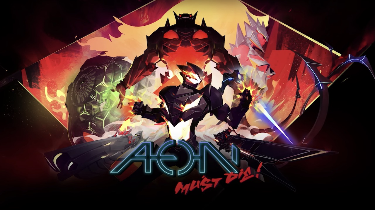 Aeon Must Die! Logo