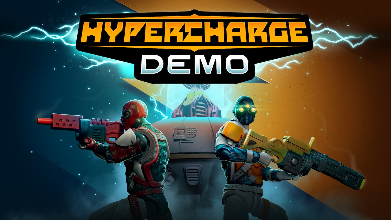 HyperCharge Unboxed Demo Image