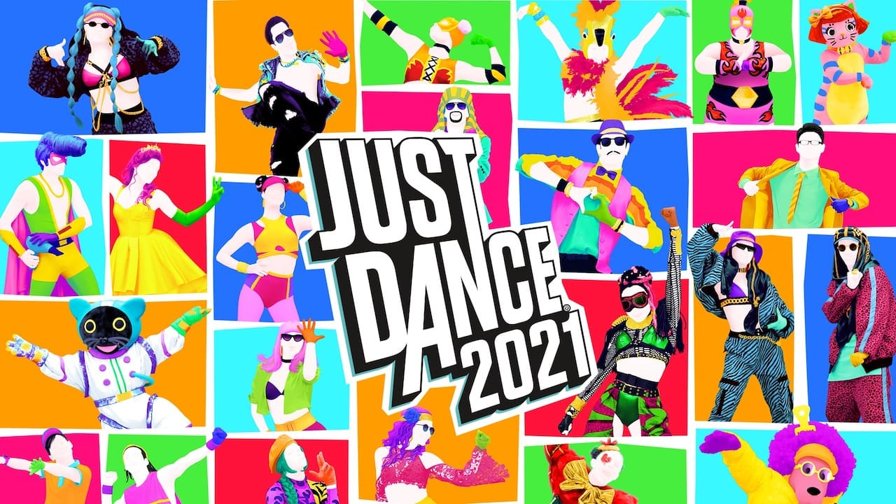 Just Dance 2021 Logo