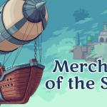 Merchant Of The Skies Logo