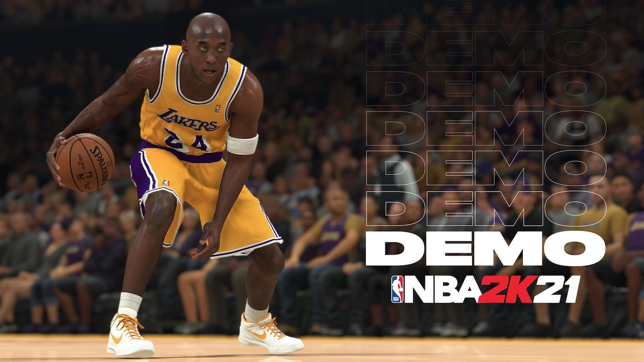 NBA 2K21 Demo Image
