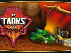 Of Tanks And Demons III Logo